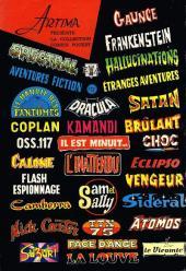 Verso de Dracula (Aredit - Comics Pocket) -5- La légion des damnés