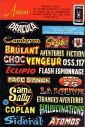 Verso de Dracula (Aredit - Comics Pocket) -1- Le comte Dracula