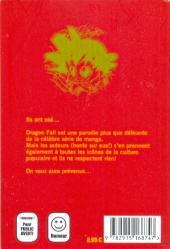 Verso de Dragon Fall -6- Branlée cybernétique