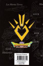 Verso de Dragon Quest - La quête de Daï -3- Rassemblez-vous, disciples d'Avan !!