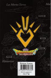Verso de Dragon Quest - La quête de Daï -4- L'assemblée des six légats ?!