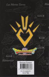 Verso de Dragon Quest - La quête de Daï -6- L'Impitoyable Flazzard !!