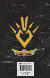 Verso de Dragon Quest - La quête de Daï -8- Et maintenant... fendre tout à la fois!!!
