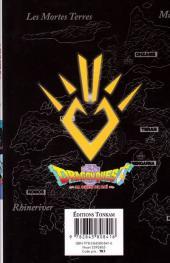 Verso de Dragon Quest - La quête de Daï -9- Les chevaliers dragons