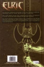 Verso de Elric (Simonson) -1- La naissance d'un sorcier