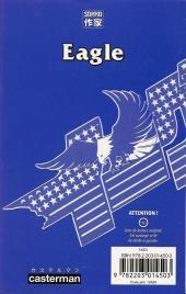 Verso de Eagle -1a- Candidat Kenneth Yamaoka