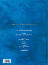 Verso de Les Écluses du ciel -6- Tombelaine