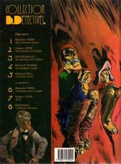 Verso de Edmund Bell (Les enquêtes d') -4- L'ombre noire