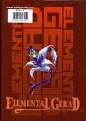 Verso de Elemental Gerad -7- Tome 7