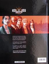 Verso de Ellis Group -3- Sandmen