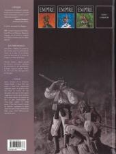 Verso de Empire (Pécau/Kordey) -3- Opération Suzerain
