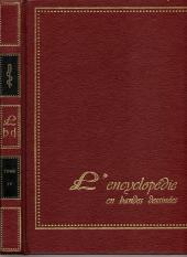 Verso de L'encyclopédie en Bandes Dessinées (Intégrale) -4- L'être humain