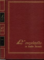 Verso de L'encyclopédie en Bandes Dessinées (Intégrale) -5- Animaux et plantes