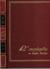 Verso de L'encyclopédie en Bandes Dessinées (Intégrale) -7- L'information