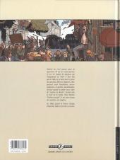 Verso de L'enfant maudit -1- Les tondues