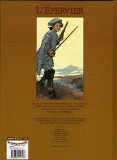 Verso de L'Épervier (Pellerin) -1Ind- Le Trépassé de Kermellec
