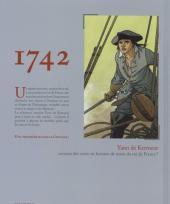 Verso de L'Épervier (Pellerin) -7TL2- La mission