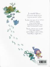 Verso de Ernest & Rebecca -1- Mon copain est un microbe