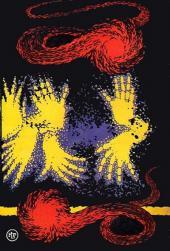 Verso de Étranges aventures (1re série - Arédit) -2- Le masque arraché
