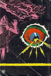 Verso de Étranges aventures (1re série - Arédit) -7- Le dard mortel