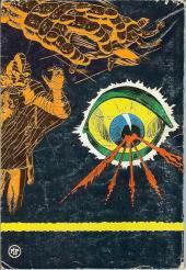 Verso de Étranges aventures (1re série - Arédit) -8- Un plan machiavélique