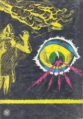 Verso de Étranges aventures (1re série - Arédit) -9- La Vengeance de l'Homme-Poisson