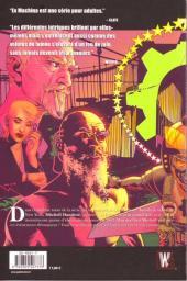 Verso de Ex Machina (Editions USA & Panini) -6- Court-circuit