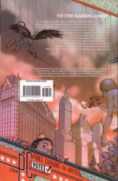 Verso de Fables (2002) -INT04- March of the Wooden Soldiers