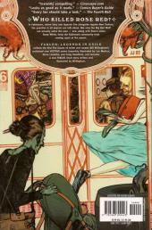 Verso de Fables (2002) -INT01- Legends in exile