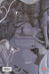 Verso de Fables (avec couverture souple) -GN- 1001 Nuits de Neige