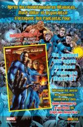 Verso de Ultimate Fantastic Four -27- Fantômes (2)
