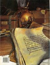 Verso de L'Île au trésor (Faure) - L'île au trésor