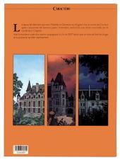 Verso de Le fer et le feu -3- Le Comte de Charlant