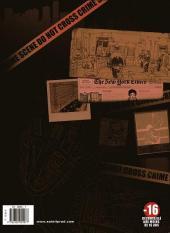 Verso de Dolls Killer -1- Dolls killer