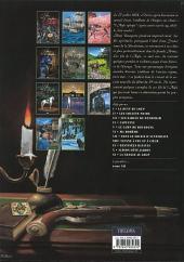 Verso de Les fils de l'aigle -11a2007- La chasse au loup