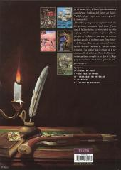 Verso de Les fils de l'aigle -1c- La dent du loup