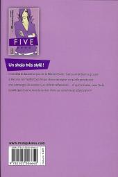 Verso de Five -4- Tome 4