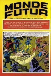 Verso de Flash (Arédit - Pop Magazine/Cosmos/Flash) -13- Le gang des super-scélérats