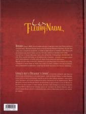 Verso de Le décalogue - Les Fleury-Nadal -2- Benjamin. 1/2