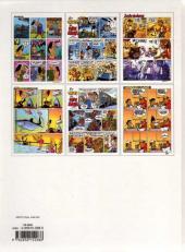 Verso de (Recueil) Fluide Glacial (L'album) -10- 00-2