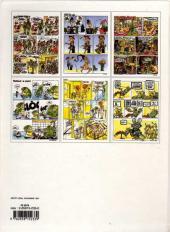 Verso de (Recueil) Fluide Glacial (L'album) -3- 97-1
