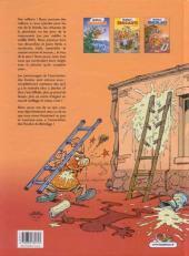 Verso de Les fondus -3- Les fondus du bricolage
