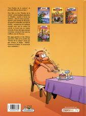 Verso de Les fondus -4- Les fondus de la cuisine
