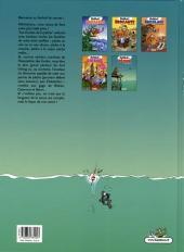 Verso de Les fondus -5- Les fondus de la pêche