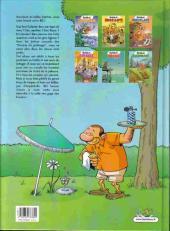 Verso de Les fondus -6- Les fondus du jardinage