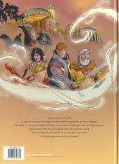 Verso de Les forêts d'Opale -1b- Le bracelet de Cohars
