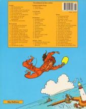 Verso de Franka (en néerlandais) -6- Het monster van de Moerplaat