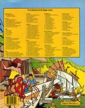Verso de Franka (en néerlandais) -7- De tanden van de Draak