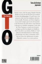 Verso de GTO -1- Volume 1