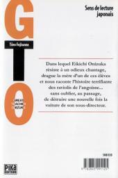 Verso de GTO -3- Volume 3